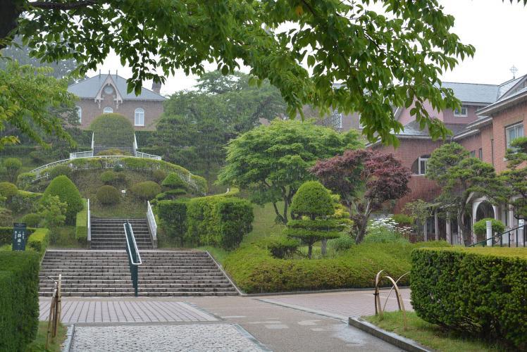 【函館】トラピスチヌ修道院