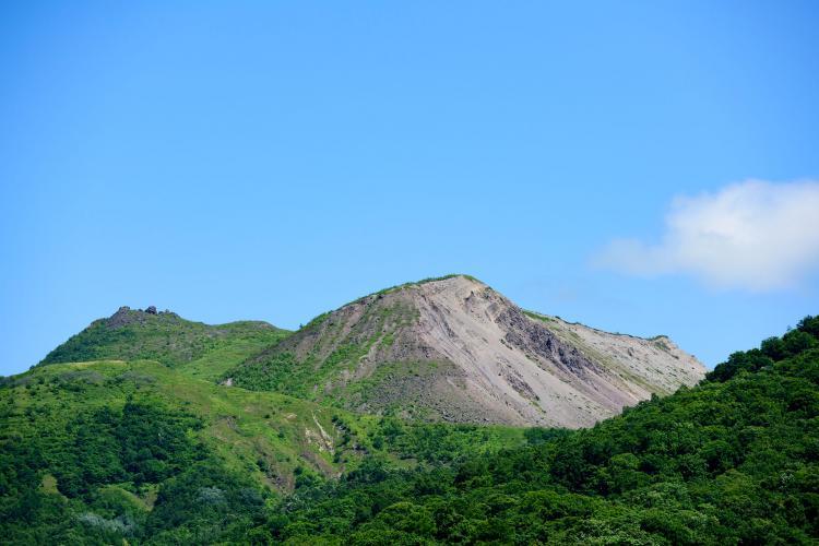 有珠山(昭和新山)