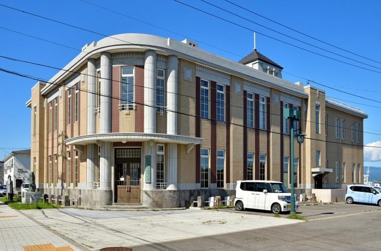 旧函館西警察署庁舎(函館市臨海研究所)