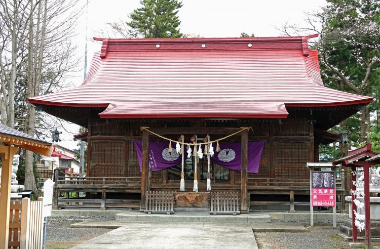 熊野奥照神社