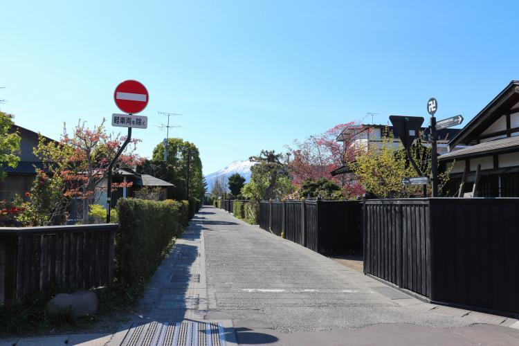弘前市仲町伝統的建造物群保存地区