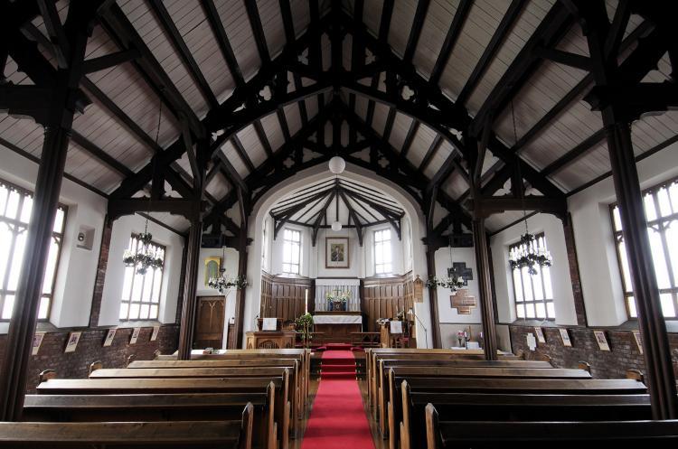 日本聖公会弘前昇天教会