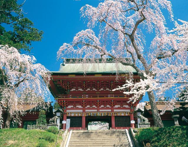 鹽竈神社/志波彦神社