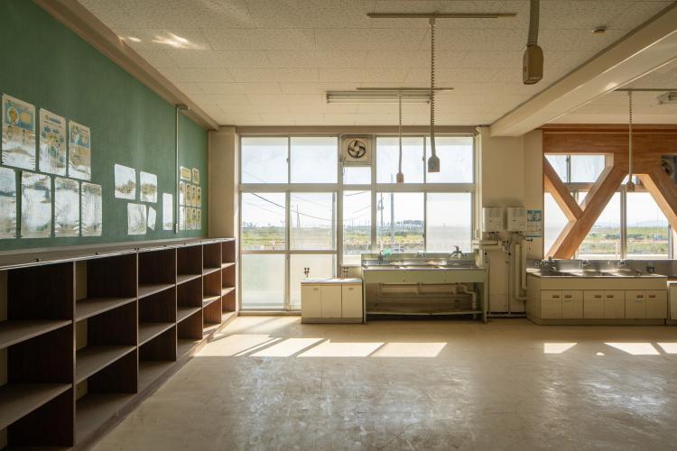 旧荒浜小学校(震災遺構)
