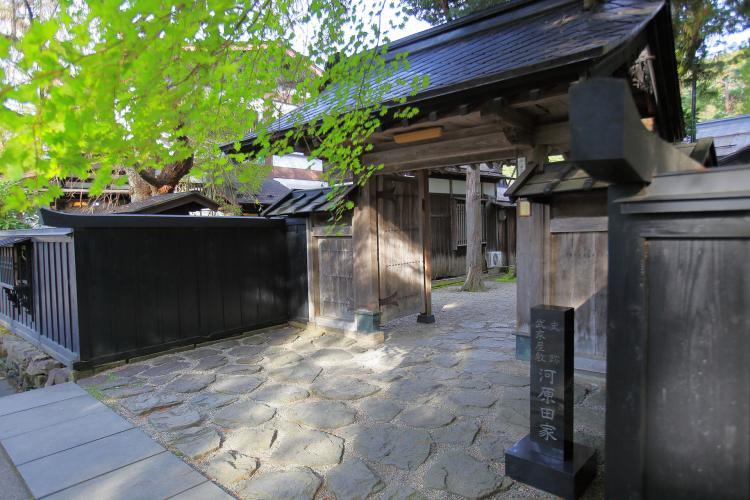 角館町(伝統的建造物群保存地区)