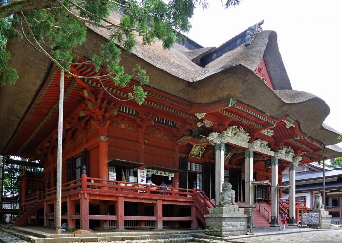 羽黒山出羽神社(出羽三山神社)