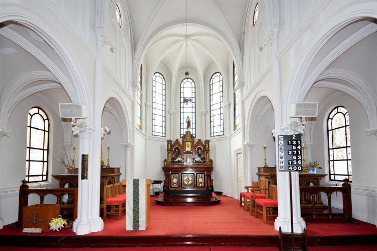 カトリック鶴岡教会天主堂