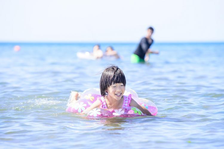十里塚海水浴場
