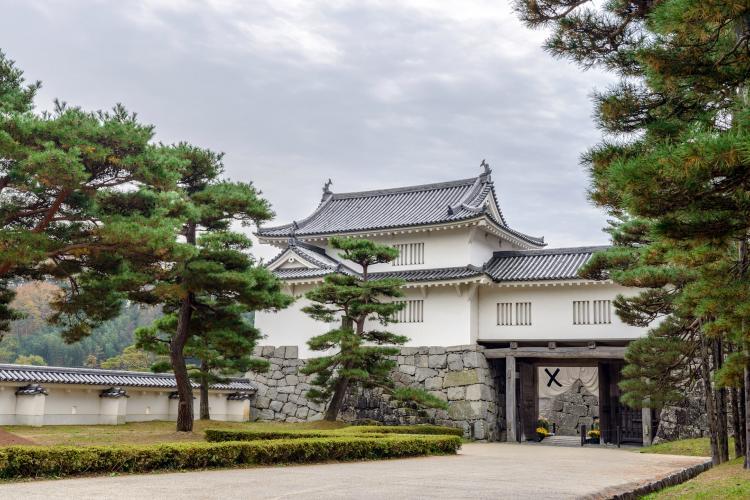 二本松城(霞ヶ城公園)