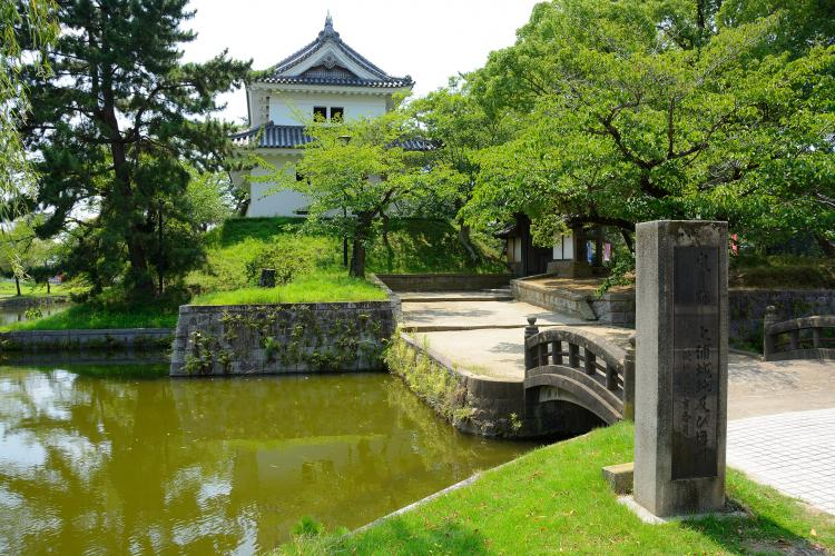 亀城公園(土浦城址)