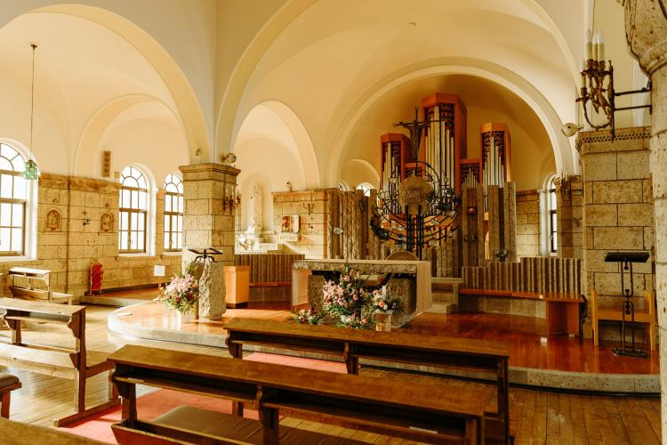 カトリック松が峰教会