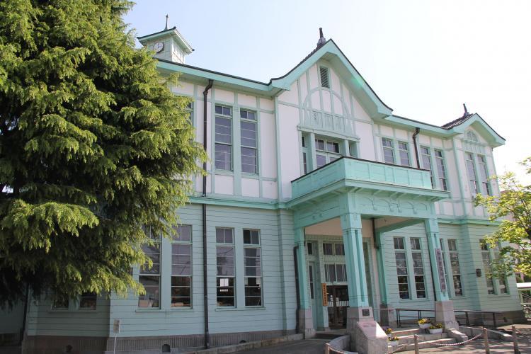 栃木市役所別館(旧栃木町役場)