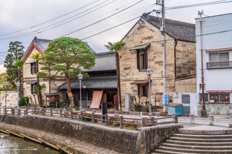 巴波川(蔵の街)