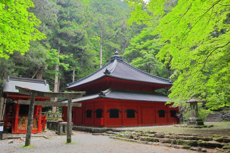 滝尾神社(日光)