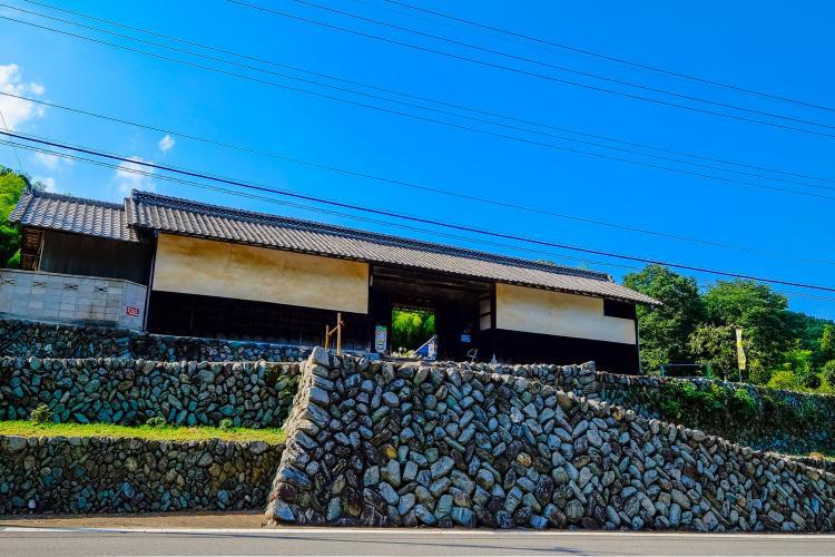 【世界遺産】高山社跡