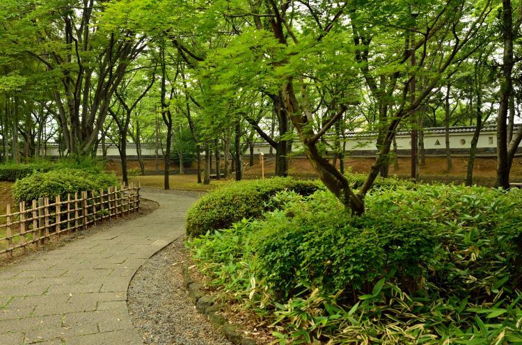行田市郷土博物館(忍城)