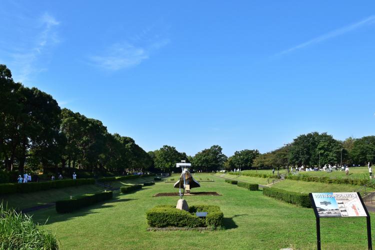 所沢航空記念公園(航空公園)