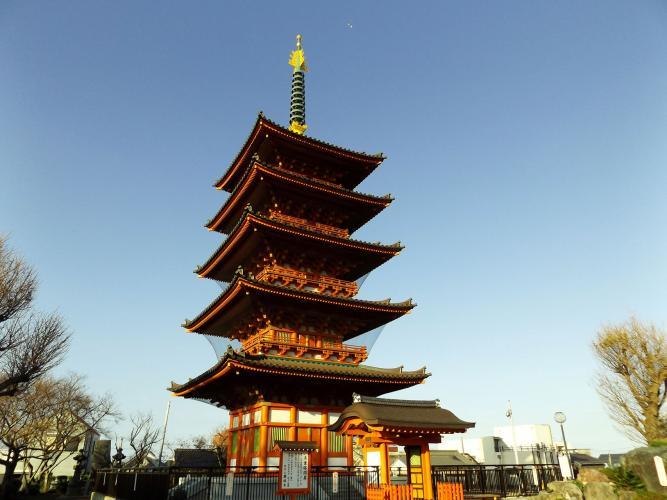 圓福寺(飯沼観音)