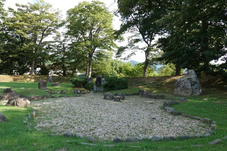 高梨氏庭園
