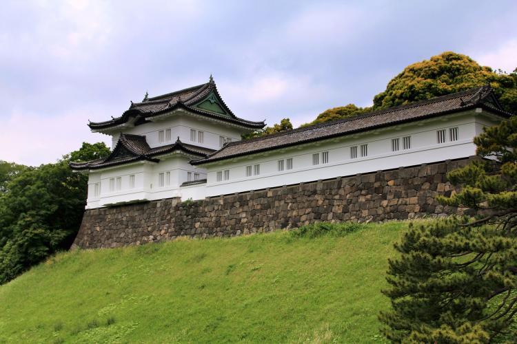 皇居(特別参観)