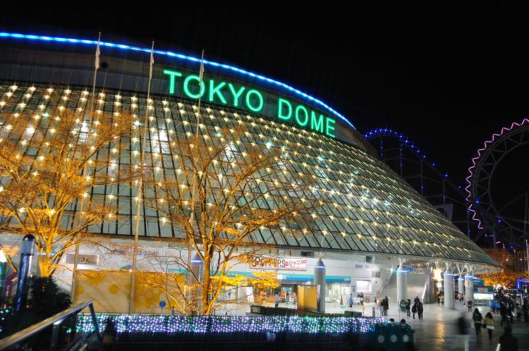 東京ドーム(東京ドームシティ)