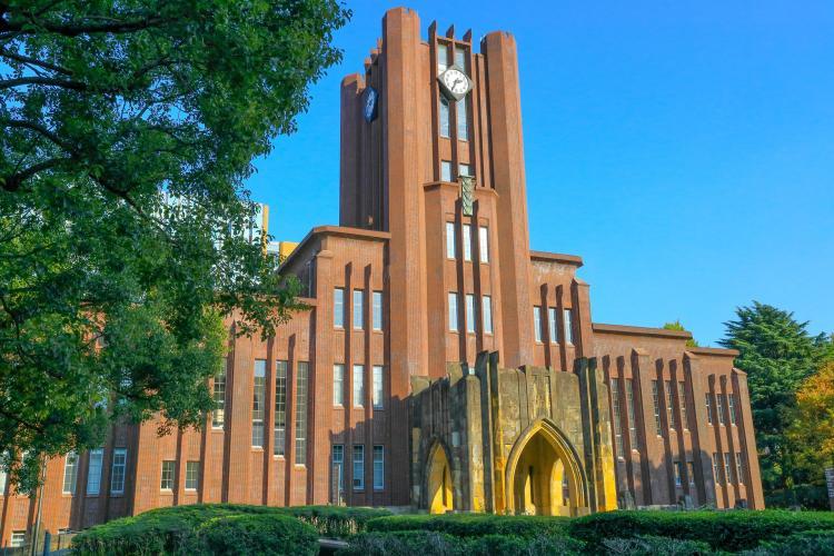 東京大学(本郷キャンパス)見学