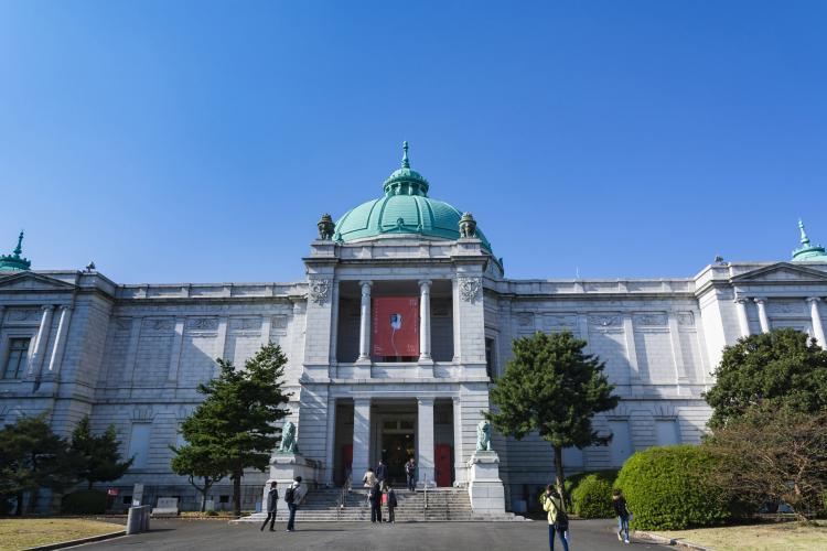 東京国立博物館(上野恩賜公園)