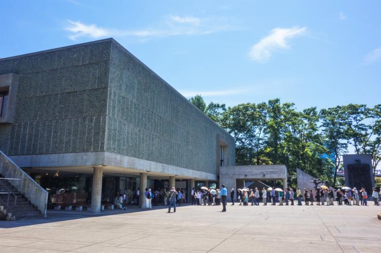国立西洋美術館(上野恩賜公園)