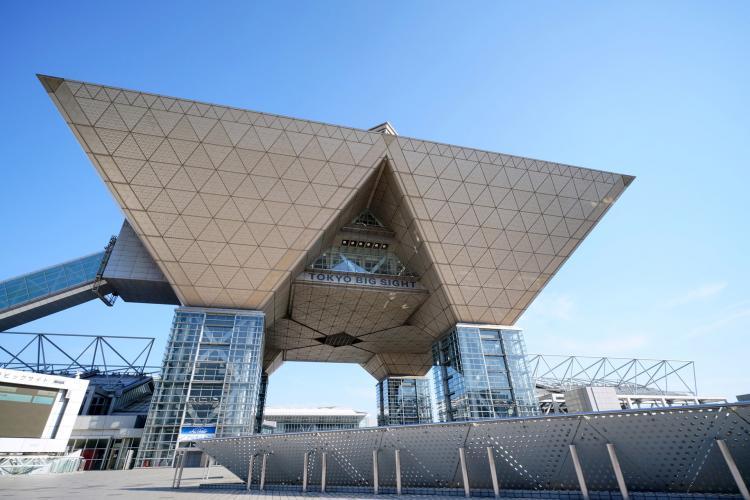 東京ビッグサイト(国際展示場)