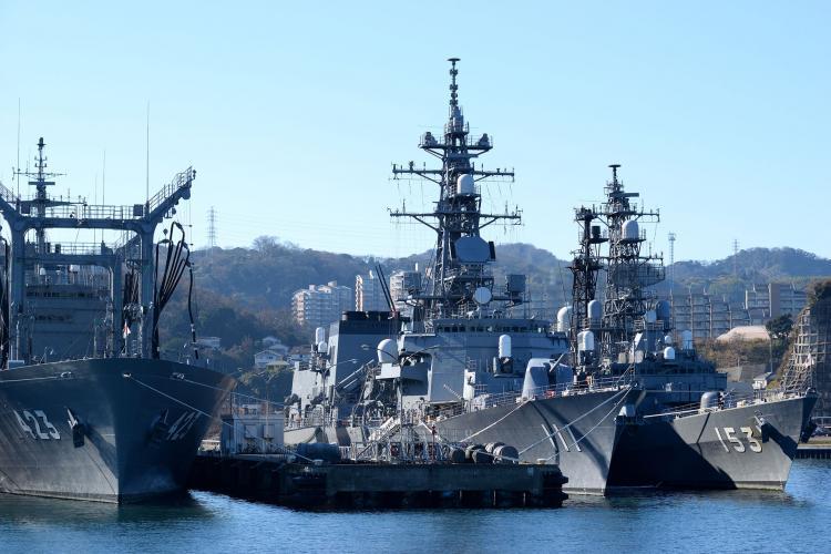 YOKOSUKA軍港巡り