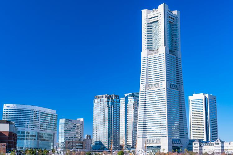 ランドマークタワー(横浜:みなとみらい地区)