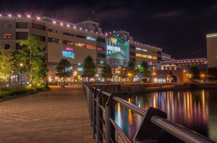 横浜ワールドポーターズ(横浜:みなとみらい地区)