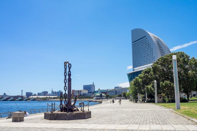 臨港パーク(横浜:みなとみらい地区)