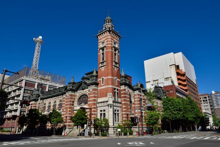 横浜:関内地区歴史的建築物群