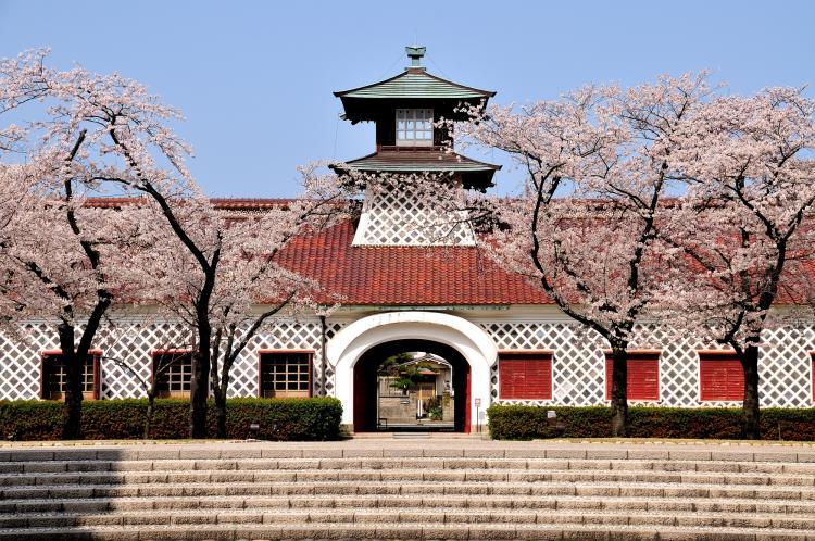 みなとぴあ(新潟市歴史博物館)