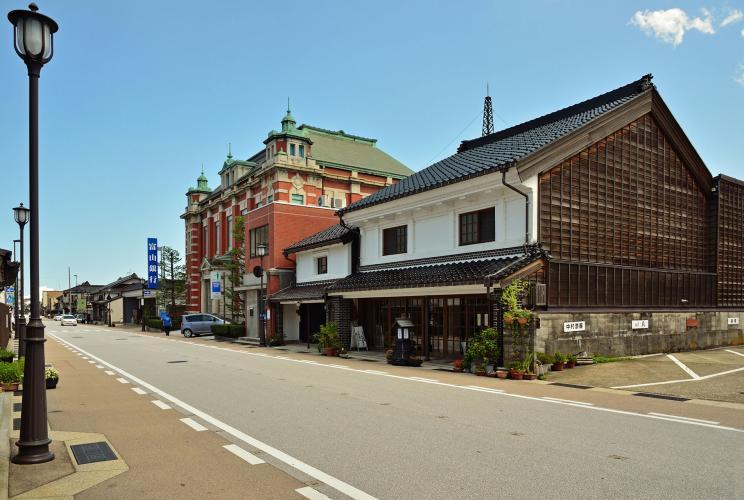山町筋(伝統的建造物群保存地区)