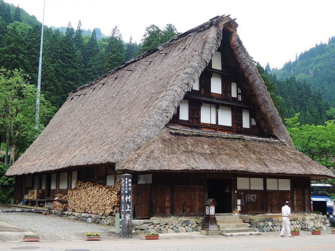 相倉合掌造り集落(伝統的建造物群保存地区)