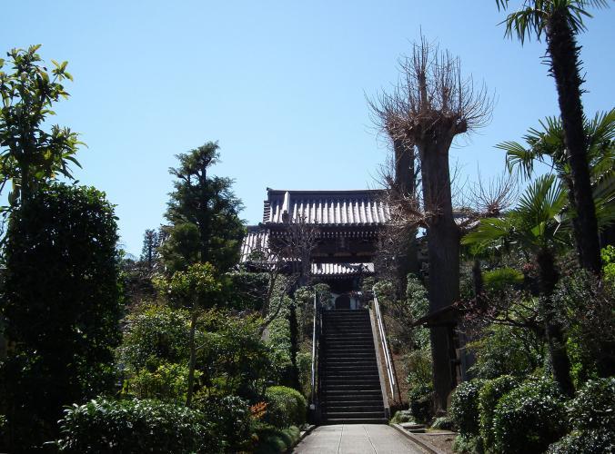 寺町台伝統的建造物群保存地区