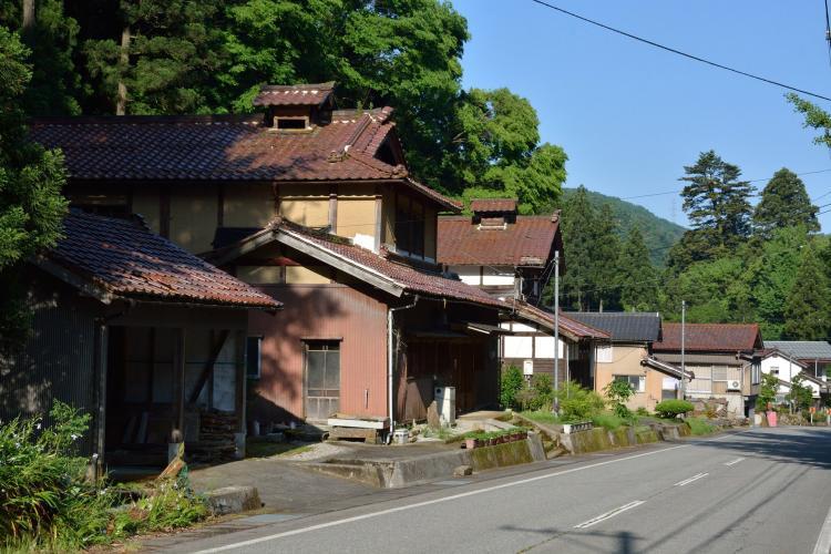 加賀東谷伝統的建造物群保存地区