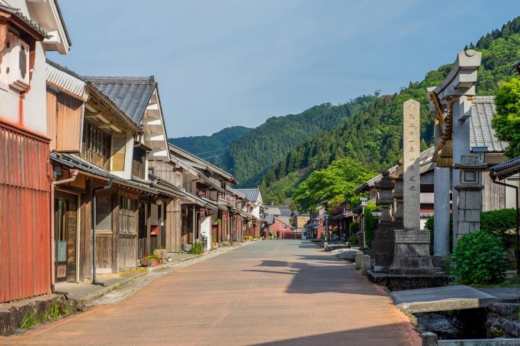 熊川宿(伝統的建造物群保存地区)
