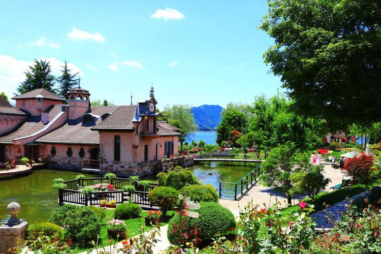 河口湖音楽と森の美術館(河口湖オルゴールの森)