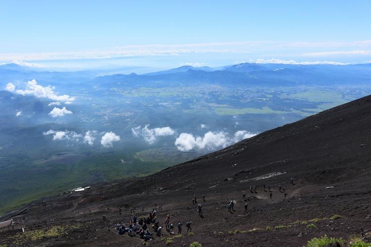 【世界遺産】富士山