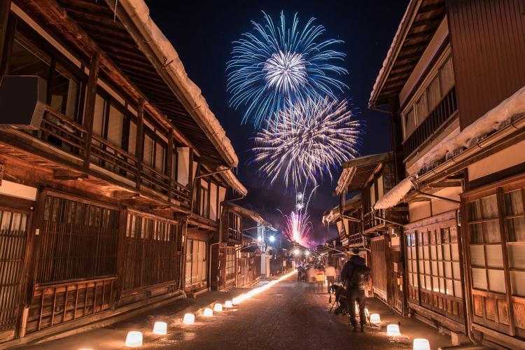 奈良井宿(伝統的建造物群保存地区)