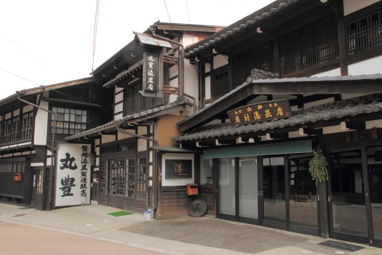 木曾平沢伝統的建造物群保存地区