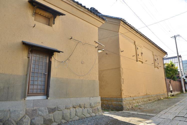 千曲市稲荷山伝統的建造物群保存地区