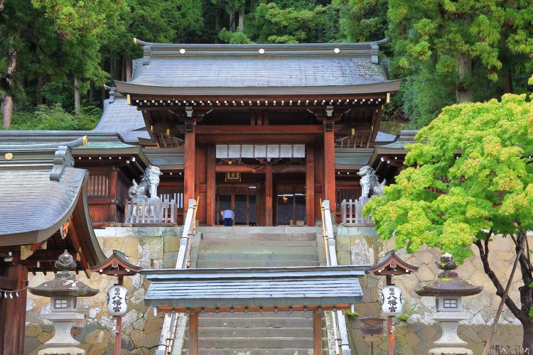 桜山八幡宮・高山祭屋台会館