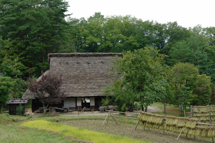 飛騨民俗村(飛騨の里)