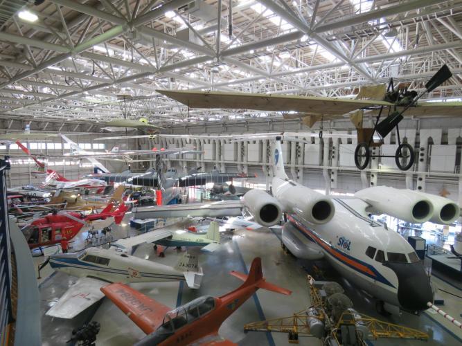 かがみがはら航空宇宙博物館