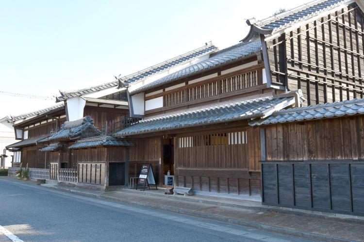 林家住宅(旧太田脇本陣)