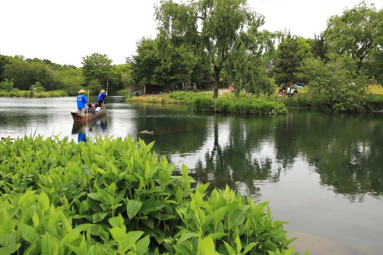 河川環境楽園(国営木曽三川公園)